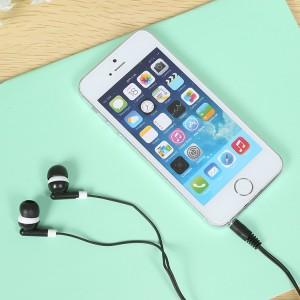 時尚糖果色方盒耳機 防噪音 MP3耳機