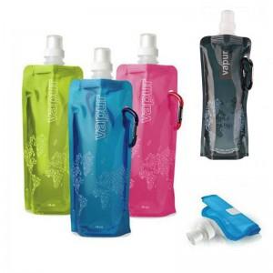 【團購買越多越便宜】環保可折疊水瓶 塑膠水袋 摺疊水壺 折疊水杯