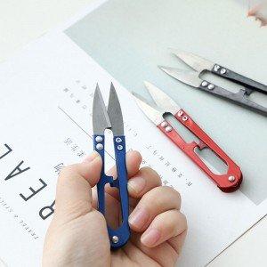 縫紉專用剪刀 十字繡剪刀 剪線頭小剪刀 創意家居
