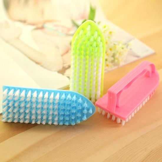 把手式塑膠洗衣刷 清潔刷 洗鞋刷