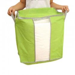 棉被整理收納袋 多彩竹炭衣物收納袋