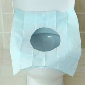 (5入)一次性馬桶墊 旅行旅遊出差 100%防水防菌