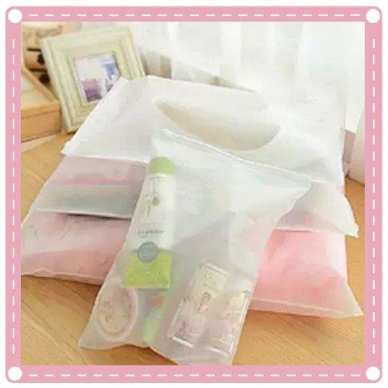 防水旅行收納袋 行李衣服整理袋 加厚型塑膠防水袋