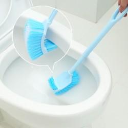 凹槽輕鬆清洗馬桶刷 居家清潔馬桶刷  居家必備馬桶刷
