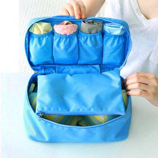 內衣內褲收納包 化妝品收納包 旅行必備