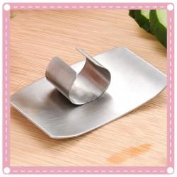切菜不銹鋼護手器 手指保護切菜護指器 廚房必備小物