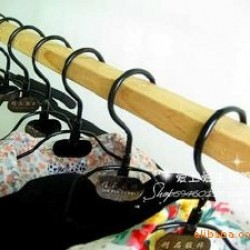 (5入)海綿防滑衣架 服裝店必備 衣服防勾傷衣架