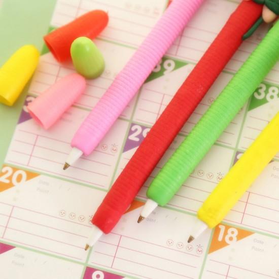 軟陶人造型圓珠筆 手工原子筆