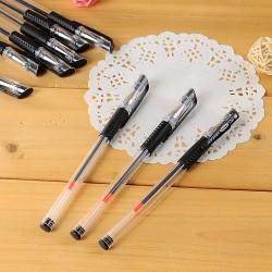 (12入)黑色中性筆 0.5mm原子筆 水性筆