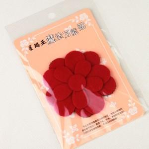 花朵造型瀏海貼 超大尺寸魔法氈瀏海貼