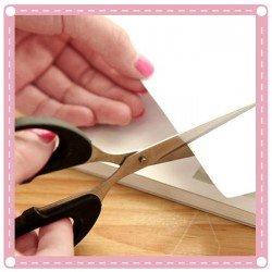 辦公必備 高級辦公剪刀 不銹鋼剪 學生手工剪
