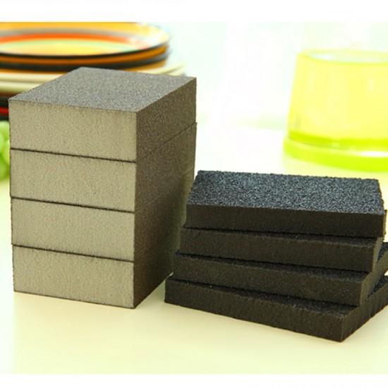 奈米金鋼砂除垢清潔海綿 鍋底除鐵銹除焦漬