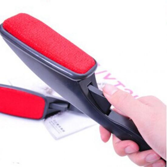 可旋轉乾洗刷 靜電除毛刷 衣服去毛刷 衣物除塵刷