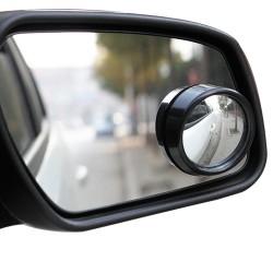 360 度無死角廣角後視鏡 小圓鏡 50mm 1對裝