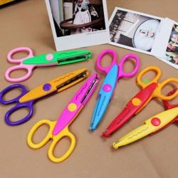 卡片照片剪貼花邊剪刀 手工DIY花紋剪刀
