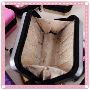 流行化妝包 手拿包 收納包 防水旅行包 隨身包 迷你硬殼包