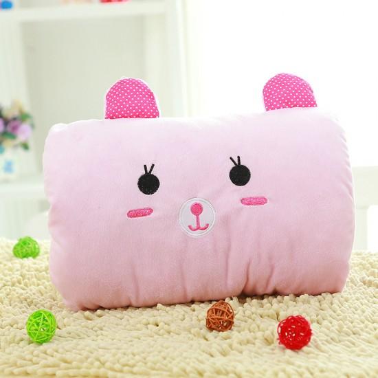 可愛動物暖手枕 卡通造型暖手枕  靠墊 午睡枕 暖手抱枕 暖手捂抱枕