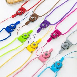 可拆式 手機掛繩 手機吊繩 旋轉扣長掛繩 掛脖子 證件掛繩 指環式多功能掛繩