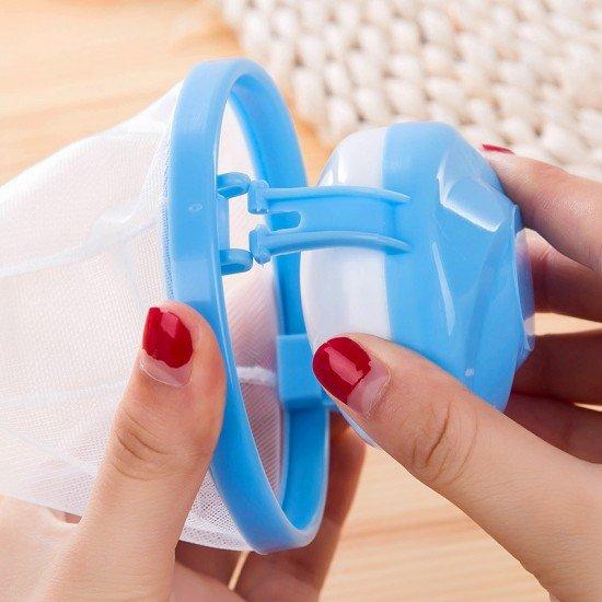 洗衣機濾過濾網  漂浮濾毛球網 洗衣球