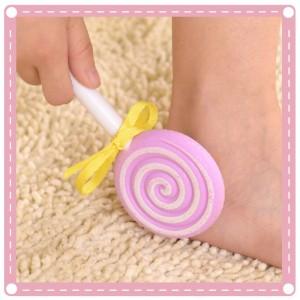 棒棒糖去角質磨腳石 搓腳板去老繭工具