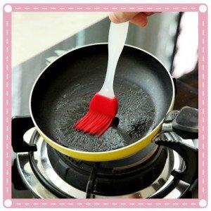 矽膠燒烤醬料油刷 耐高溫不掉毛 烘焙工具 燒烤必備