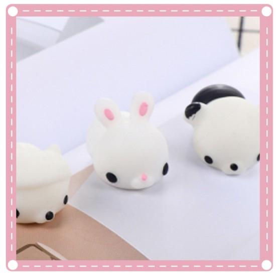 可愛動物療癒系玩具 捏捏樂解壓玩具 發洩玩具 紓壓小物 療癒小物