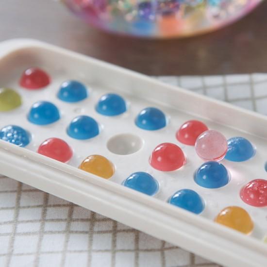 創意帶蓋圓球製冰盒  冰箱小冰球