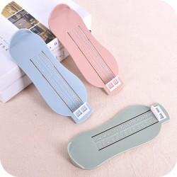(3入)家用兒童量腳器 腳長測量尺 寶寶買鞋量腳器 寶寶腳長測量器