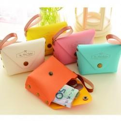 創意馬卡龍零錢包 可愛硬幣包 糖果色鑰匙包 隨身小包包