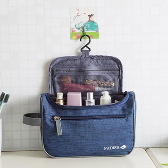 旅行磨砂洗漱包 化妝包 男女防水沐浴包 出差便攜式收納包