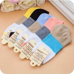 時尚三色船型襪 隱形襪 船襪 襪子
