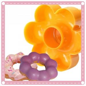甜甜圈造型模 DIY餅干模具 麵包蛋糕壓印膜 烘焙模具