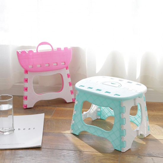 戶外活動必備折疊小板凳 浴室兒童椅