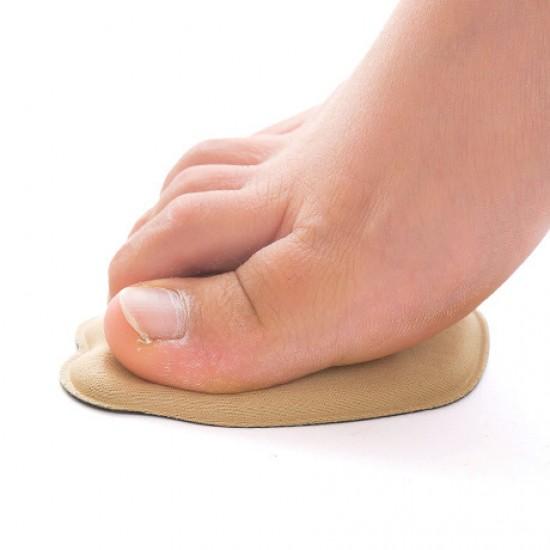 半碼隱形高跟鞋前掌墊1對入 加厚防滑腳掌墊
