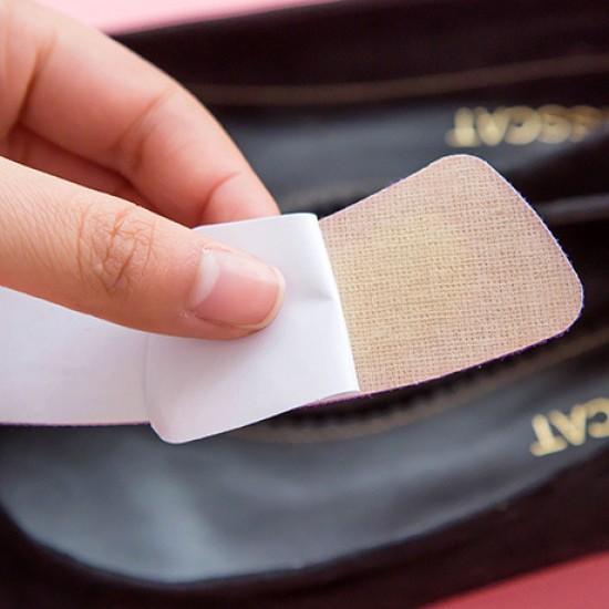半碼後跟隱形貼1對入 加厚防磨腳跟貼