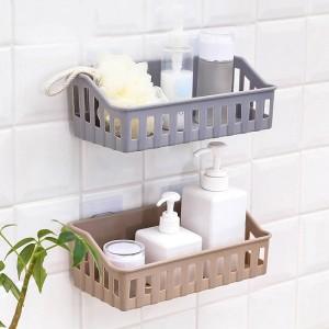 浴室強力無痕置物架 衛浴用品收納架 壁掛收納架