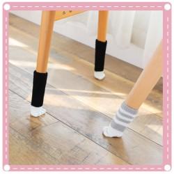 創意貓爪造型椅腳套 靜音耐磨桌腳防護套 可愛造型地板防護套