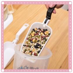 可折疊冰鏟 冰塊盛裝匙 鏟子 米麵粉鏟子 廚房小工具