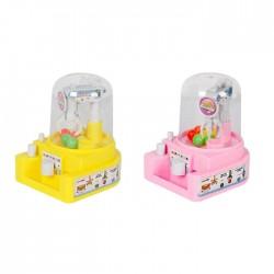 創意迷你夾娃娃機 手動可愛造型夾球機 派對夾糖果機 玩具