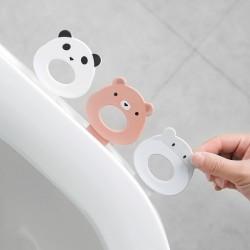 可愛動物造型馬桶掀蓋器 衛生 不髒手
