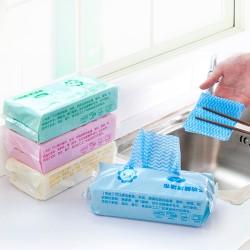一次性無紡布清潔布 多用途抽取式抹布 70抽清潔抹布