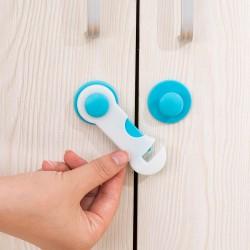 兒童抽屜衣櫃安全鎖 居家安全必備小物 冰箱櫃子防護安全鎖