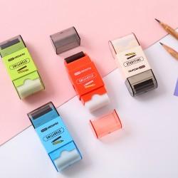 三合一橡皮擦削筆器 創意文具用品 學生必備橡皮擦 削筆器 擦子