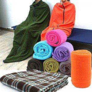 【團購買越多越便宜】輕薄保暖透氣睡袋 戶外旅行必備毛毯 超保暖冷氣房必備毯子 睡袋