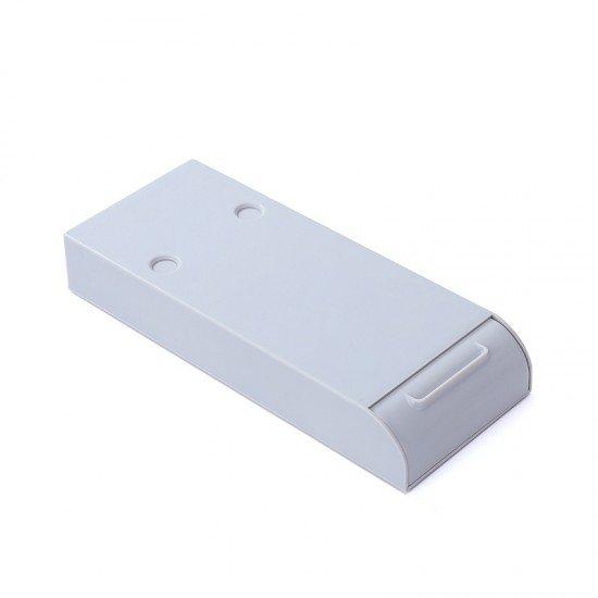 桌下抽屜式雜物收納盒 隱藏黏貼式筆筒 辦公文具收納盒