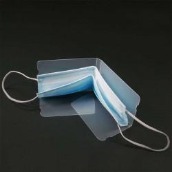 口罩收納夾 可折疊方便攜帶口罩收納神器 小巧摺疊口罩收納夾