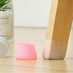 矽膠桌腳椅腳保護套 靜音防滑保護套 家具矽膠保護套 桌腳套 椅腳套