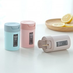 簡約牙籤收納罐 居家必備翻蓋式牙籤盒 餐廳廚房餐桌必備牙籤罐