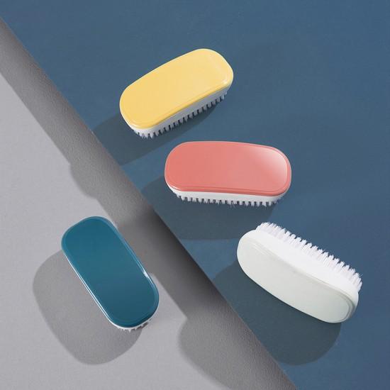 多功能清潔刷 創意軟毛鞋刷 居家必備洗衣刷 多功能洗鞋刷