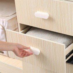 門窗黏貼式把手 多功能家用抽屜把手 衣櫃櫥櫃冰箱門把手 2個裝